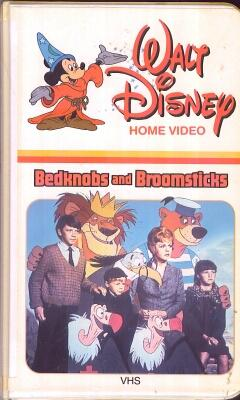 Bedknobs and Broomsticks (video)