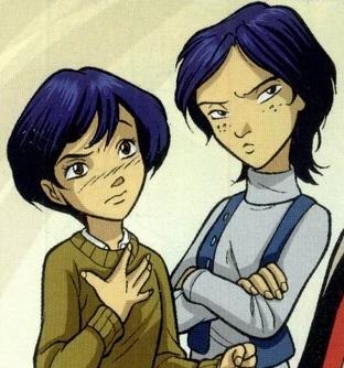 Bess and Courtney Grumper