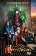 Descendants xlg