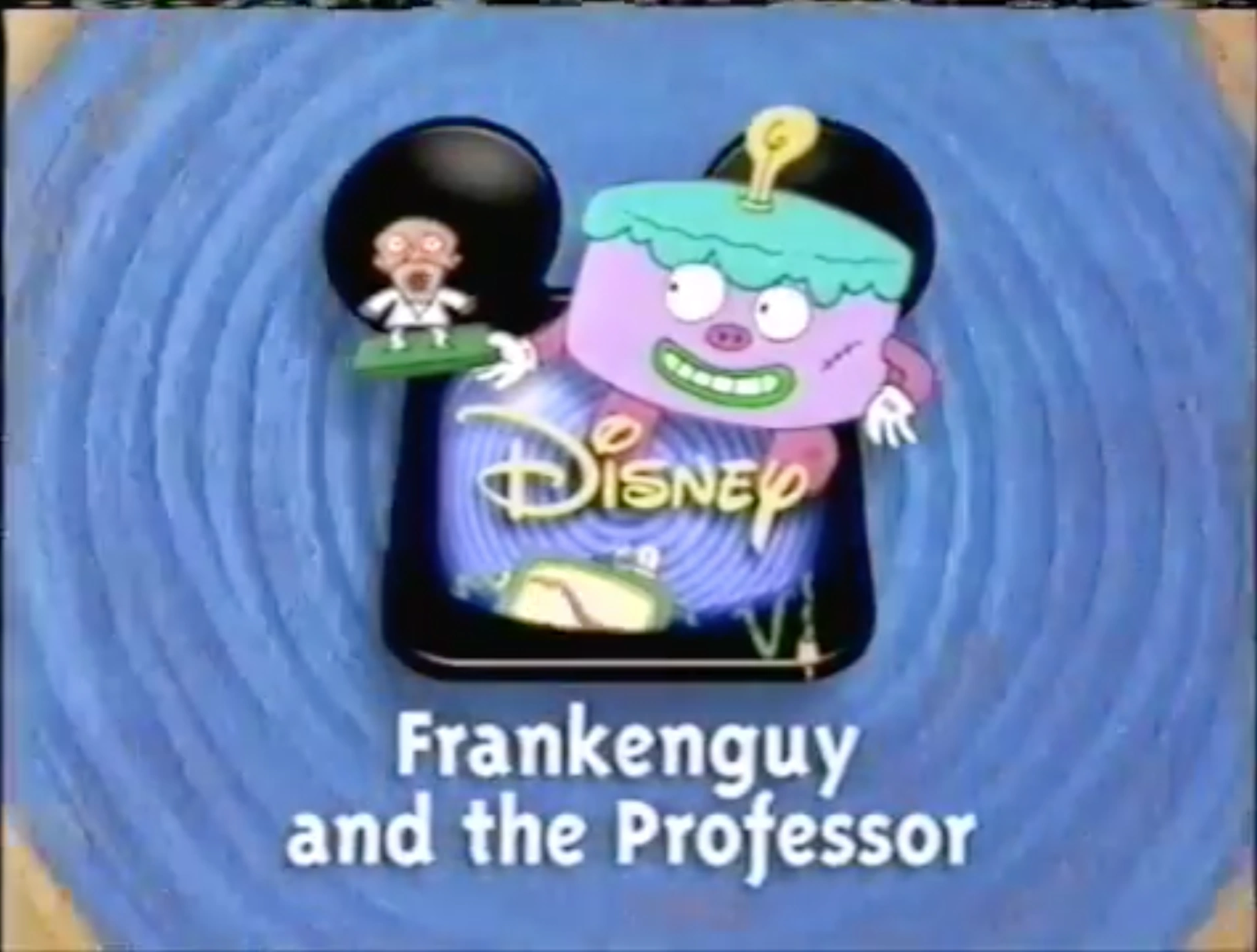 Frankenguy and the Professor