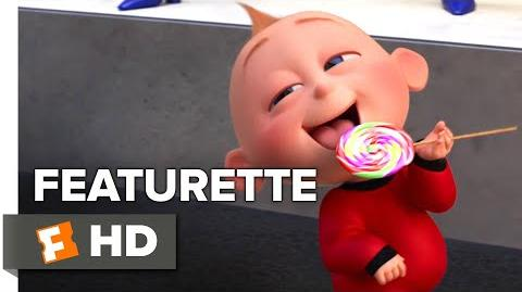 Incredibles 2 Featurette - Back in Action (2018) Movieclips Coming Soon