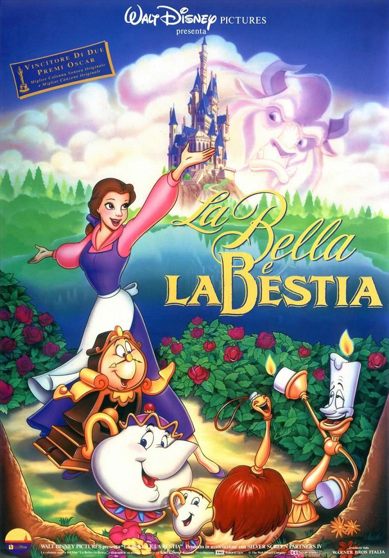 La bella e la bestia (film 1991)