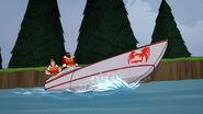 Mac Antfee speedboat