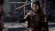 Once Upon a Time - 2x11 - The Outsider - Mulan