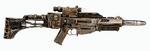 Poe blaster rifle