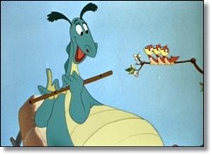Il drago riluttante (personaggio)