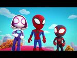 Spidey and His Amazing Friends Trailer-2