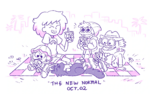 The New Normal promo by Cat Sukiman