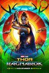 Thor Ragnarok Valkyrie Poster