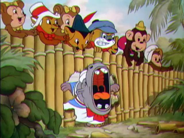 -ITA- - Walt Disney - 1936 - Silly Symphonies - Elmer l'elefante