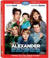 Alexander and the Terrible, No Good-Blu-ray