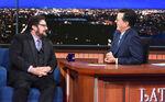 Bobby Moynihan Late Show Stephen Colbert