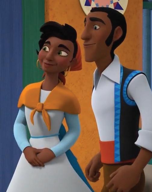 Carmen and Julio