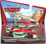 Francesco bernoulli cars 2 short card