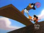 Helga Needlehopper plays Pirate