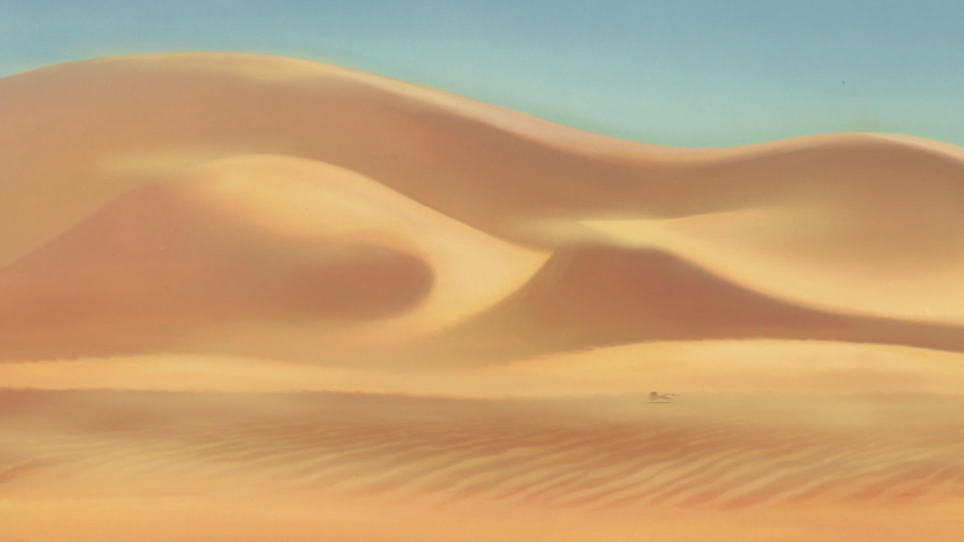 Deserto (O Rei Leão)