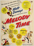 Melody time poster 2021