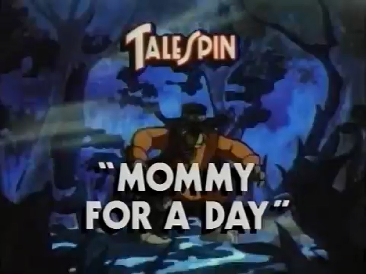 Mommy for a Day