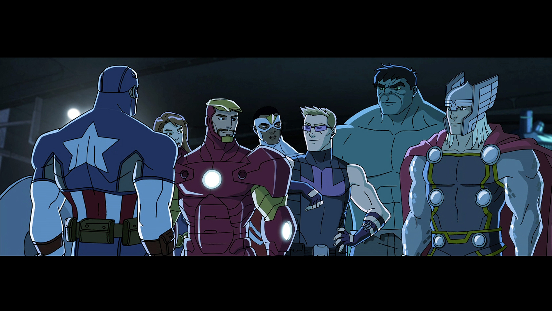 The Avengers Protocol