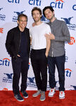 Ben Stiller, Ben Schwartz and Thomas Middleditch at Nantucket Film Festival 2018