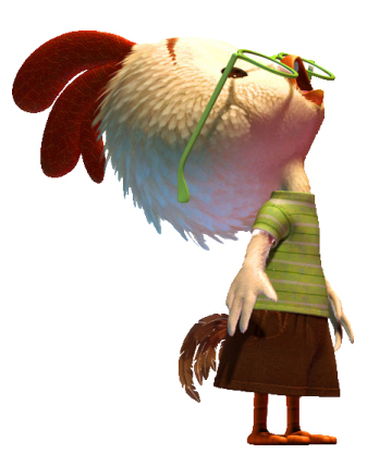 Chicken Little (character)/Gallery