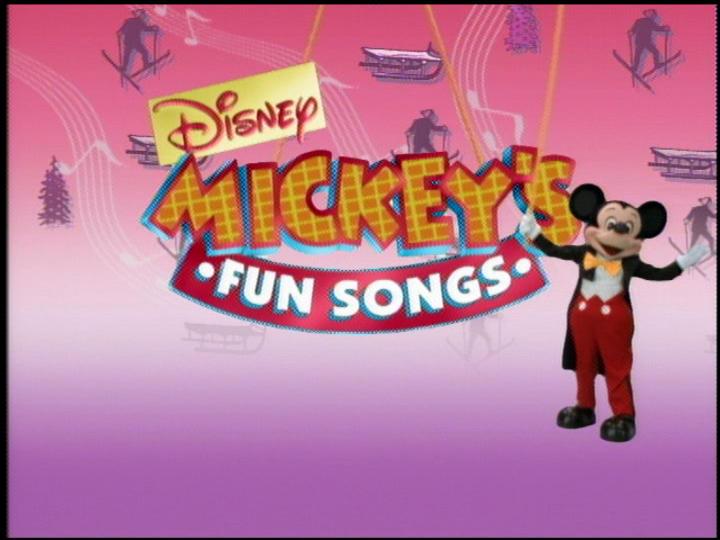 Let's Go (Mickey's Fun Songs Theme)