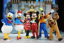 Mickey & Co On Ice