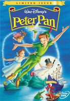 PeterPan LimitedIssue DVD