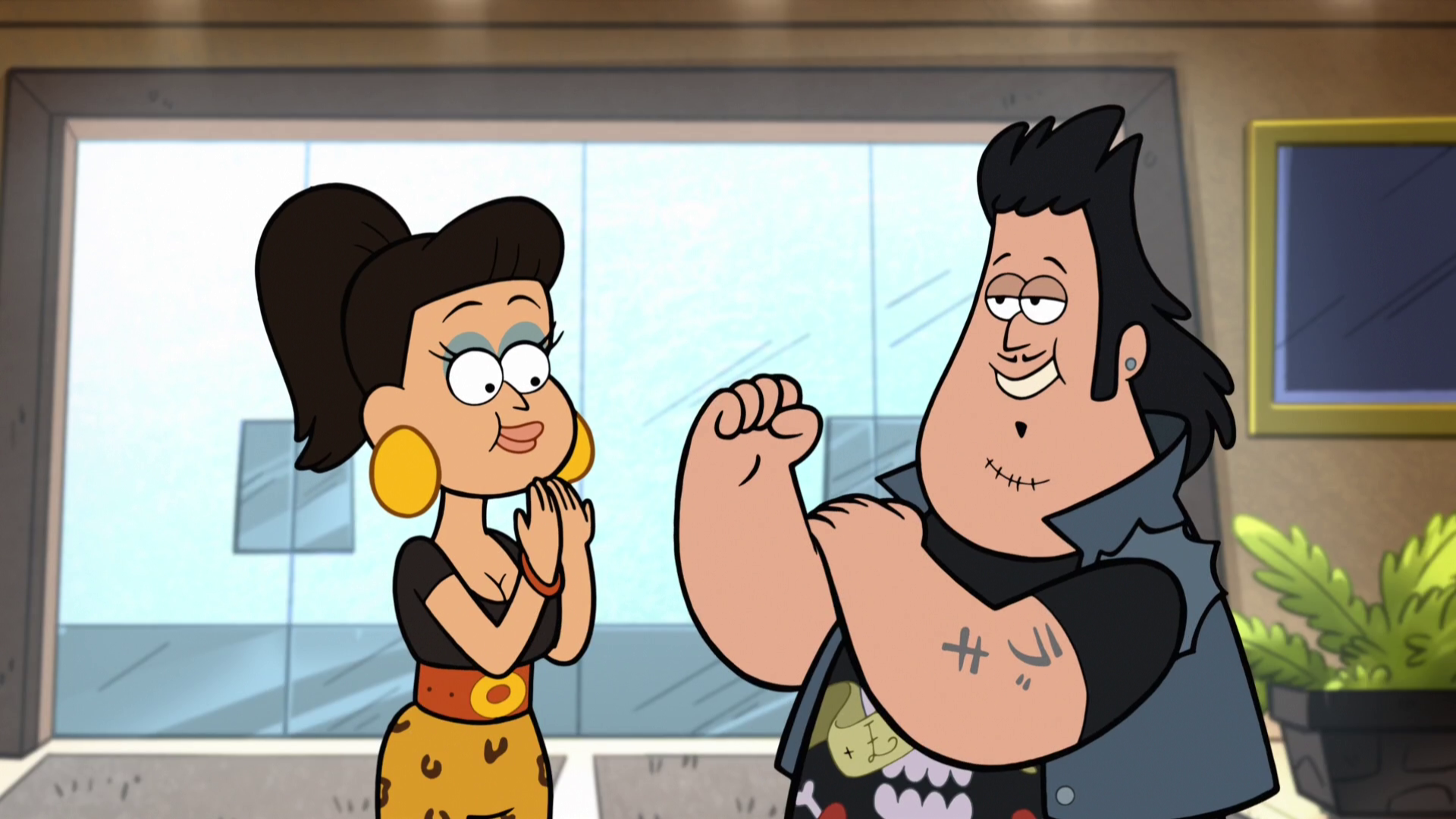 Reggie (Gravity Falls)