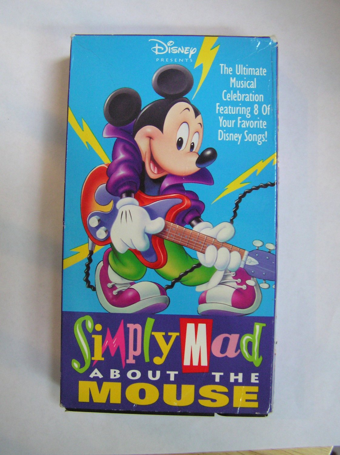 Simply Mad About the Mouse (video)