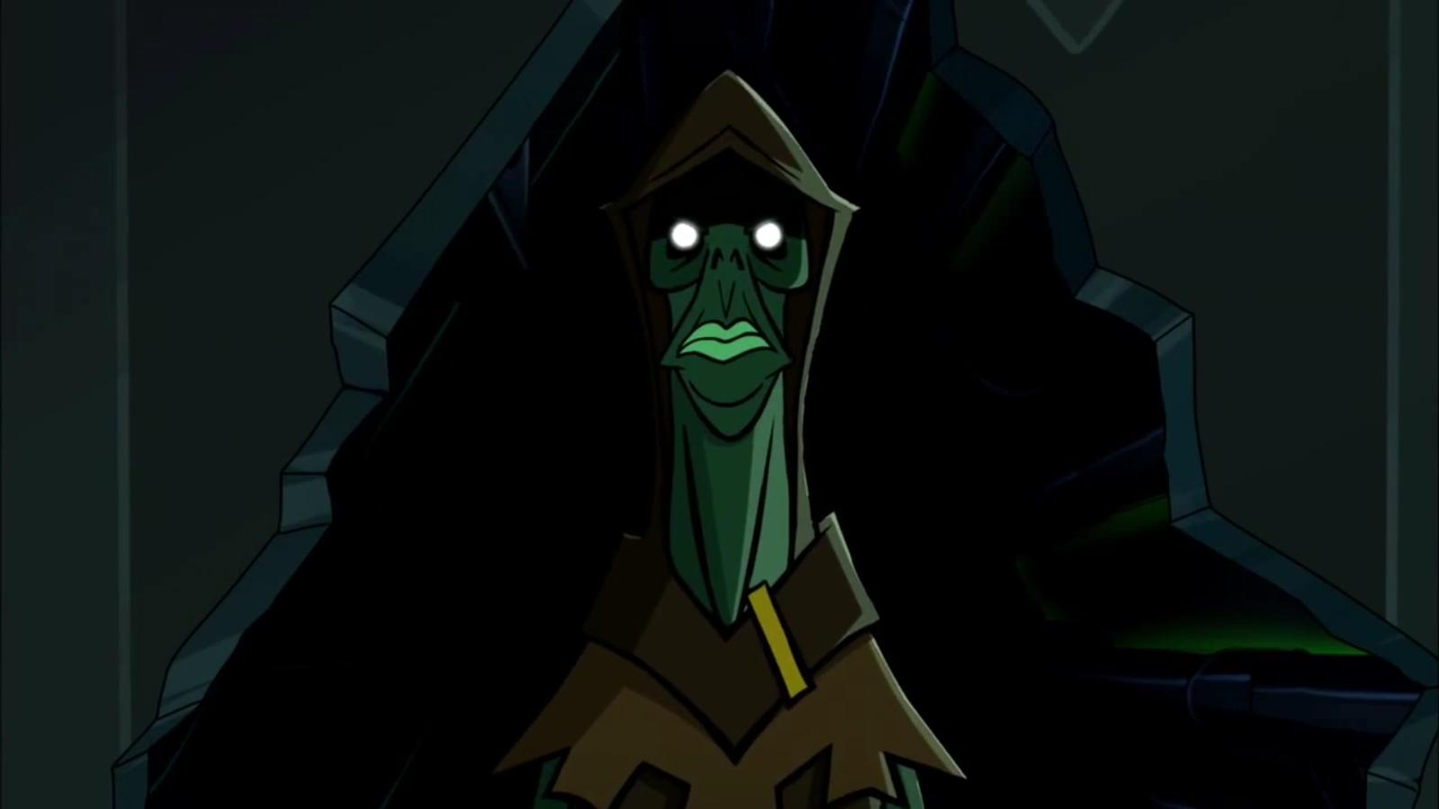 The Sorcerer (Randy Cunningham: 9th Grade Ninja)