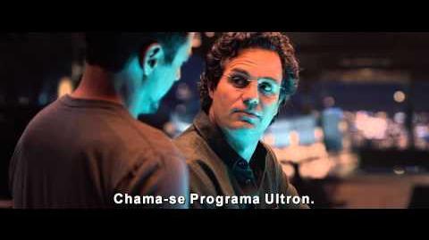 Trailer 3 - Oficial - Legendado - Vingadores Era de Ultron 23 de Abril nos Cinemas