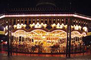 Castle-Carrousel-Night