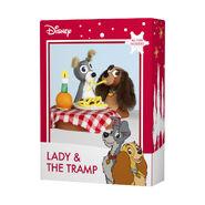 DIY kit Disney Lady & t.Tramp