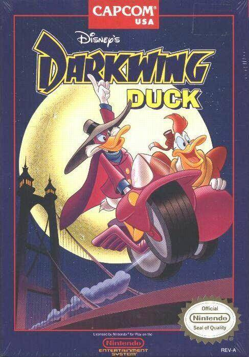 Darkwing Duck (Capcom video game)
