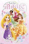 Disney Princess Promotional Art 13