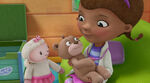 Doc, lambie and teddy b