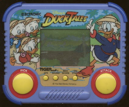 DuckTales (Tiger Electronics)