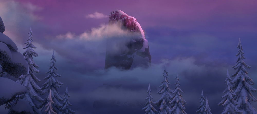 A Montanha do Norte