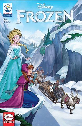 Frozen (quadrinhos)