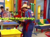 Happy Ha-Ha Holidays