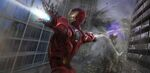 Iron Man Avengers Concept Art 1