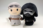 Itty Bittys Star Wars The Force Awakens Kylo and Rey