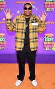 Kenan Thompson Nickelodeon Kids Choice Awards 2021