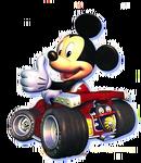Mickey MSUSA Render