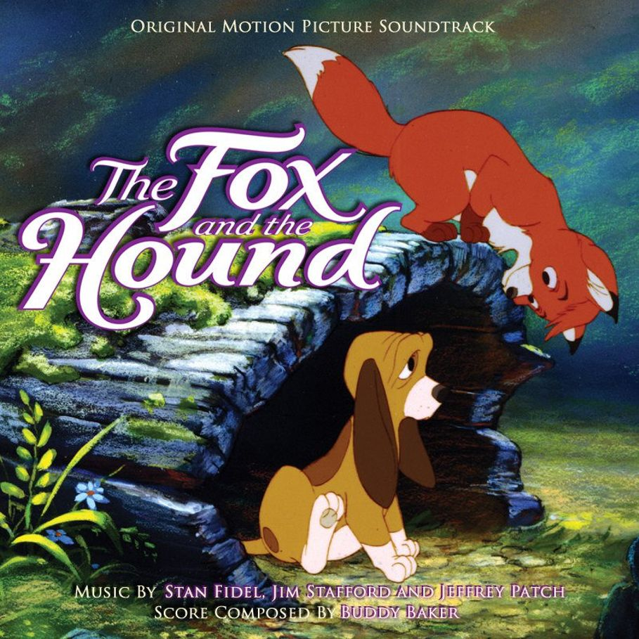 The Fox and the Hound (soundtrack)