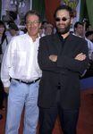 Tim Allen and Tom Hanks Toy Story 2 premiere