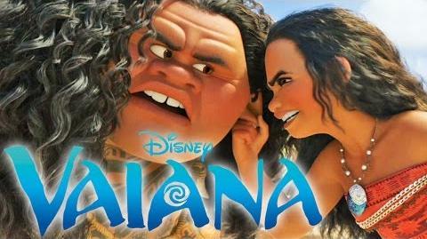 VAIANA - Filmclip Vaiana trifft Maui Disney HD
