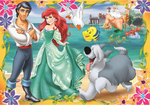 Ariel Eric and cast