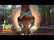 Best of Pixar- Woodys und Buzz' Raketenflug - TOY STORY - Disney+